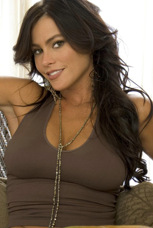 Latest Sofia Vergara Hottest & Sexy Wallpapers 2012 ~ 521 Entertainment World