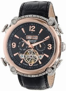 INGERSOLL MEN'S IN4505RBK CLASSIC AUTOMATIC