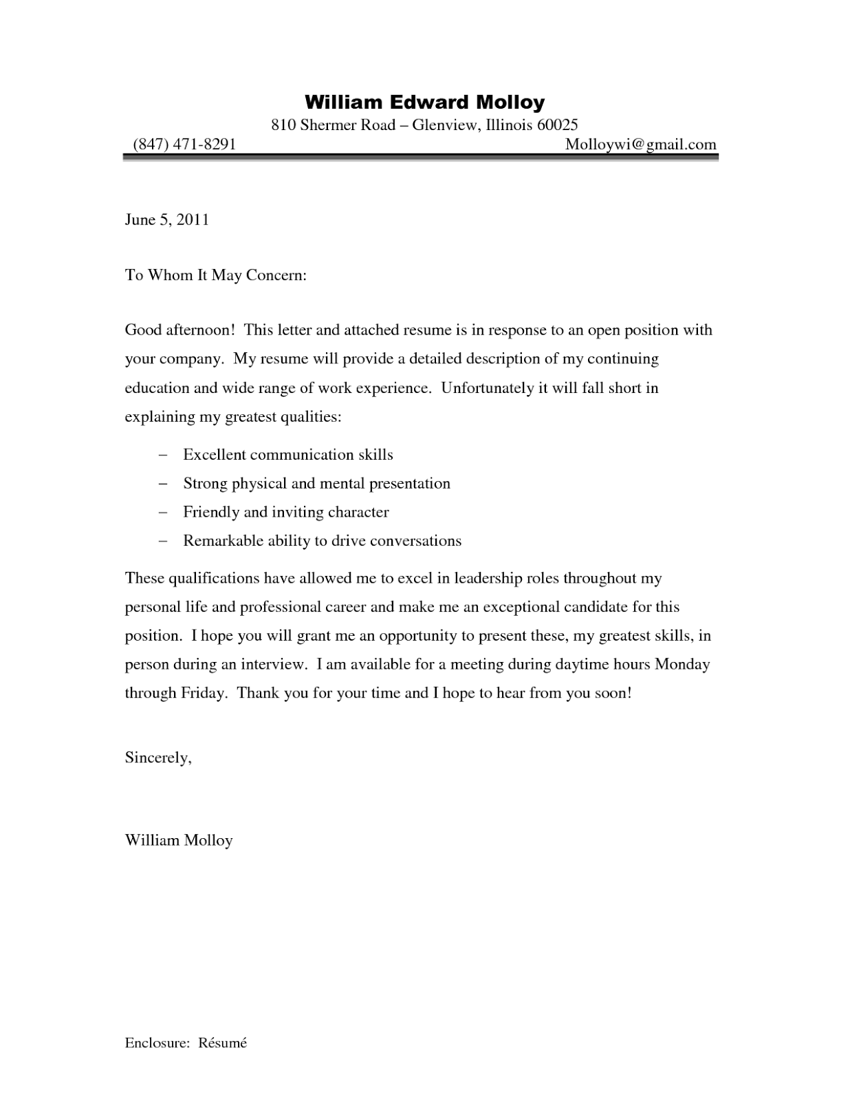 succesful cover letters - effective cover letter samples latter