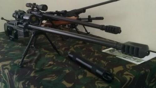 Senapan Sniper SPR-2 Buatan Pindad Lebih Baik dari Produk Asing
