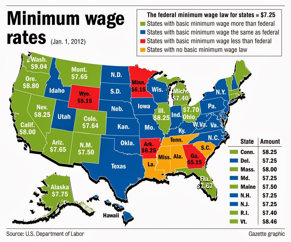 Raising the minimum wage to $15 by 2024 would lift wages for 41 million American workers