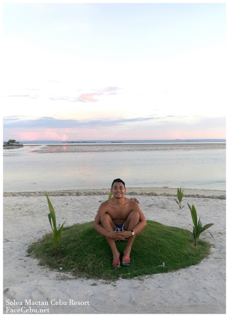 FaceCebu Blogger Solea Mactan Cebu Resort