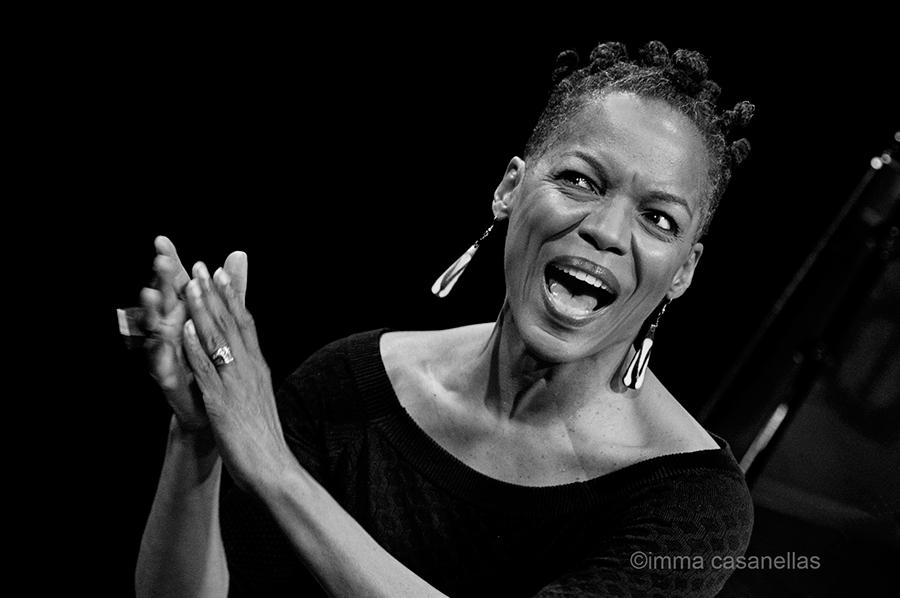 Nnenna Freelon, Nova Jazz Cava, Terrassa, 9 de març del 2018