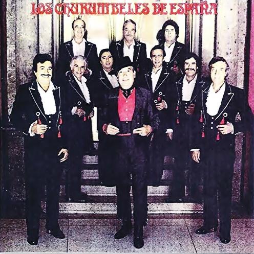 Lyrics de Los Churumbeles De España