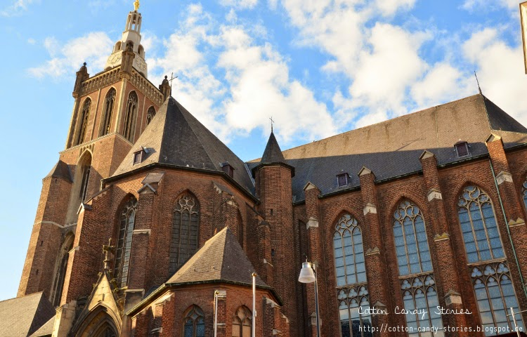 Kathedrale St. Christophorus in Roermond