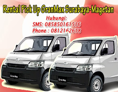 Rental-Sewa Pick Up Grandmax Surabaya-Magetan
