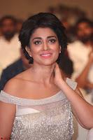 Shriya Saran in Stunning White Off Shoulder Gown at Nakshatram music launch ~  Exclusive (116).JPG