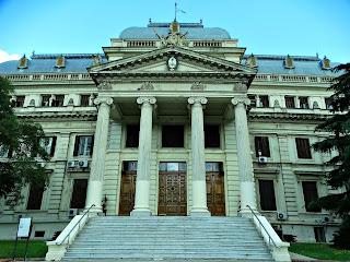 Palacio Legislativo, La Plata, Argentina
