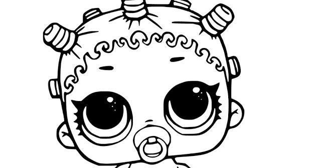 Desenhos para colorir lol surpresa como fa o - Coloriage manga rock ...