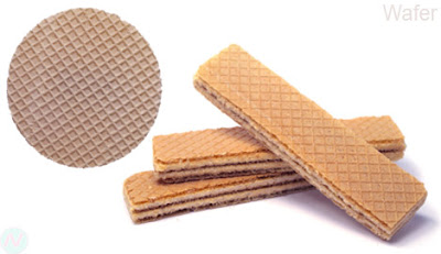 Wafer, Wafer biscuit