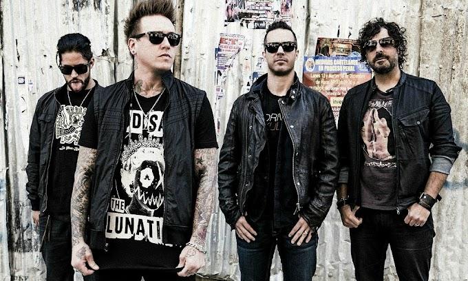 Jacoby Shaddix nos cuenta que Papa Roach ha grabado 14 canciones nuevas