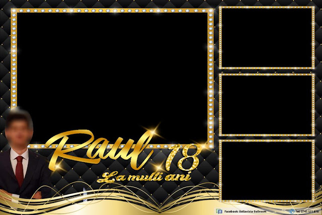 Download template photobooth Majorat