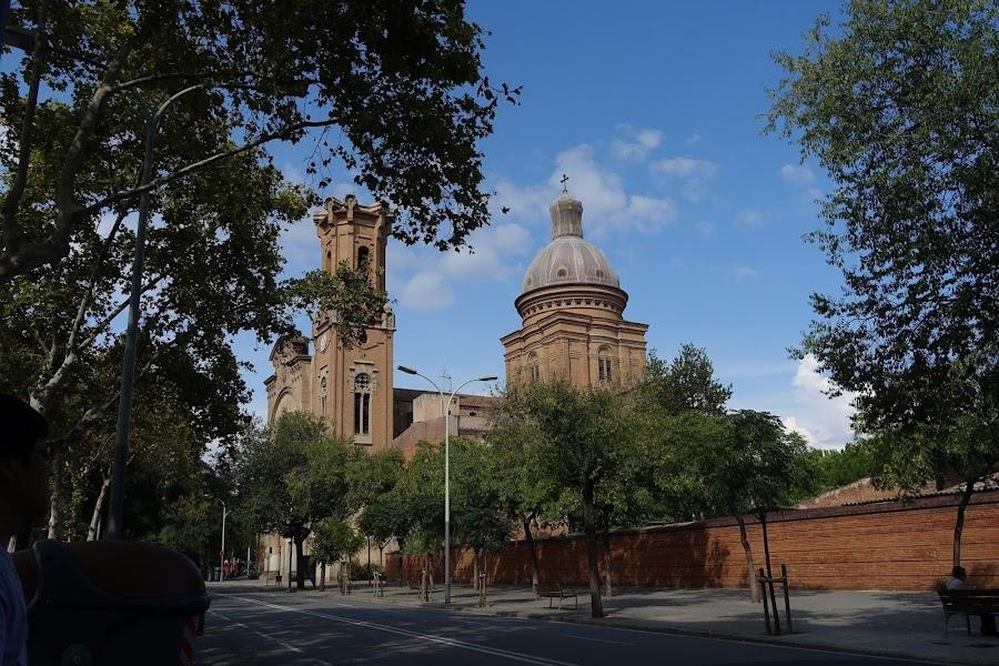 サン・アンドリュー・デ・パロマ教会(Església de Sant Andreu del Palomar)