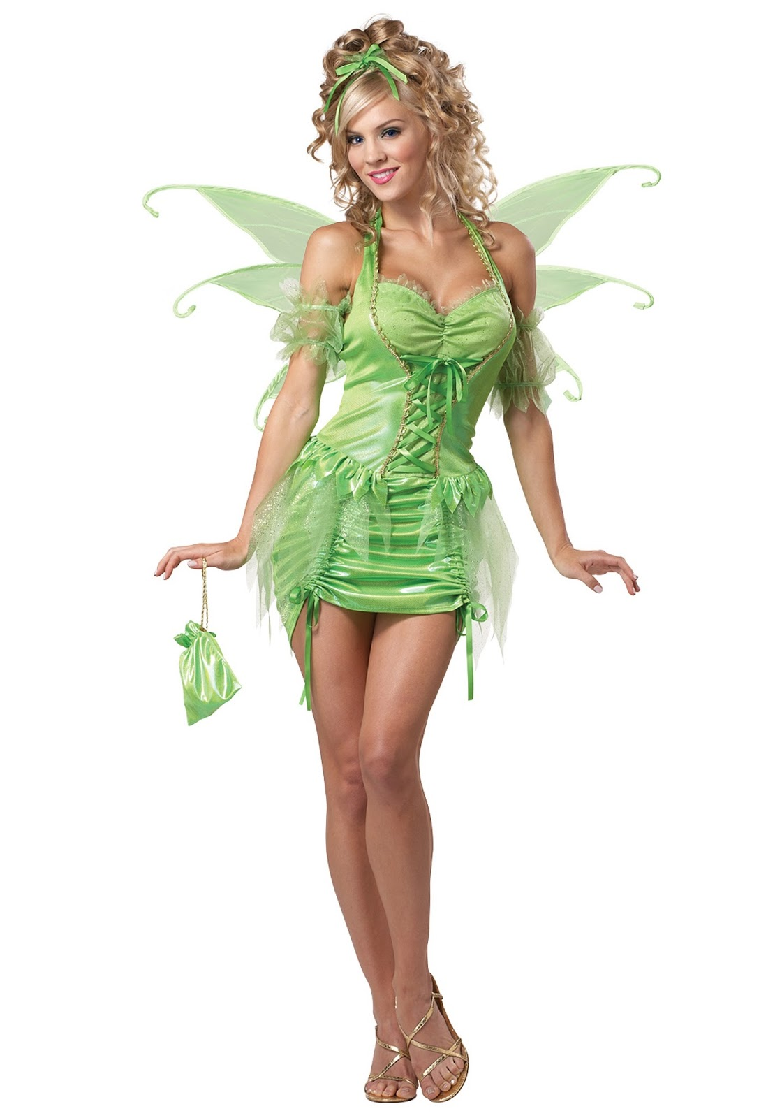 Tinkerbell Costume for Halloween