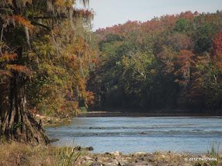 Albany, Georgia, along the Flint River