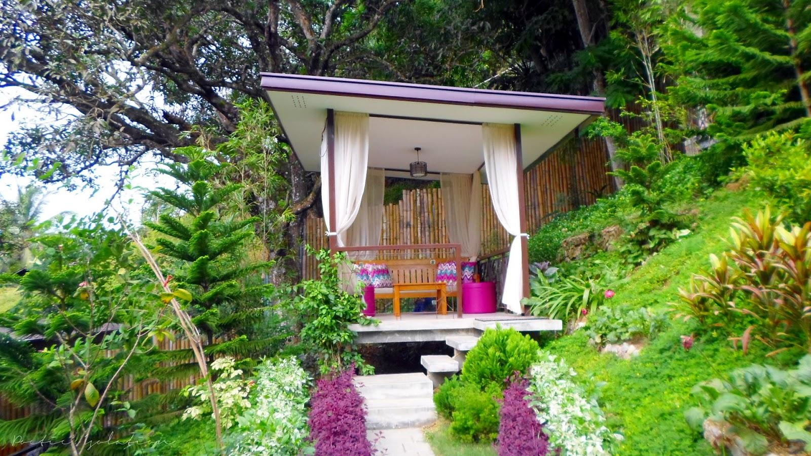 Terrazas de flores botanical garden cebu an artist 39 s for Imagenes de terrazas