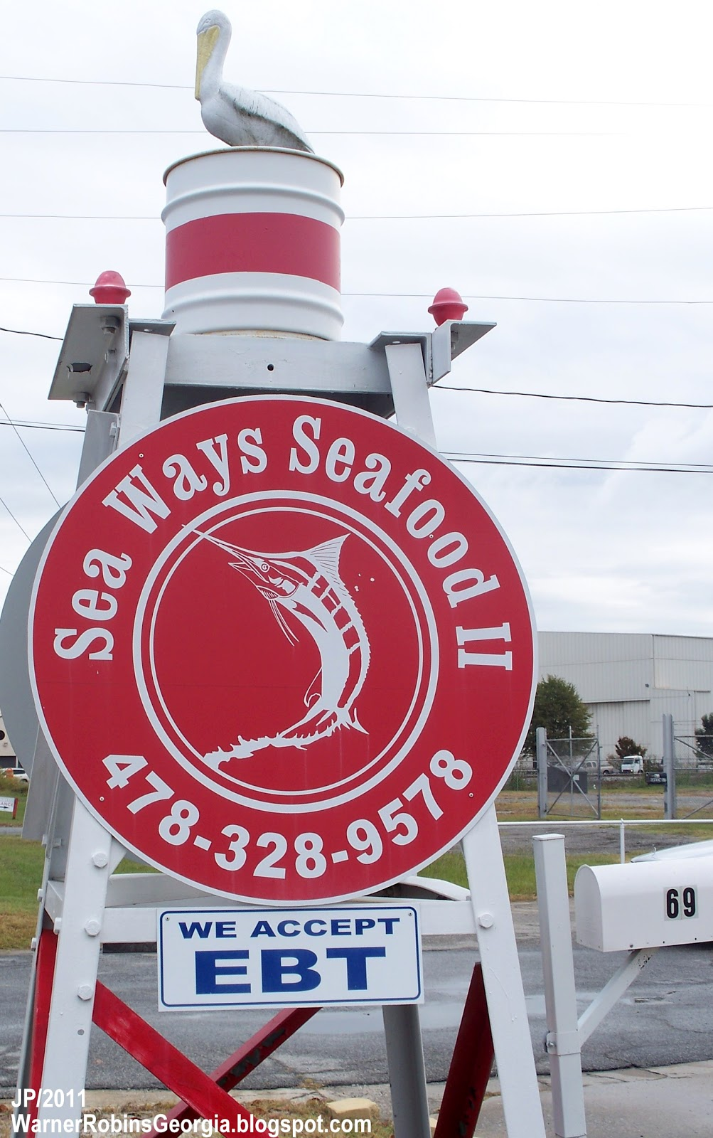SEA WAYS SEAFOOD II WARNER ROBINS ...