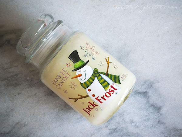 Yankee Candle - Jack Frost.