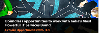 TCS Job Openings
