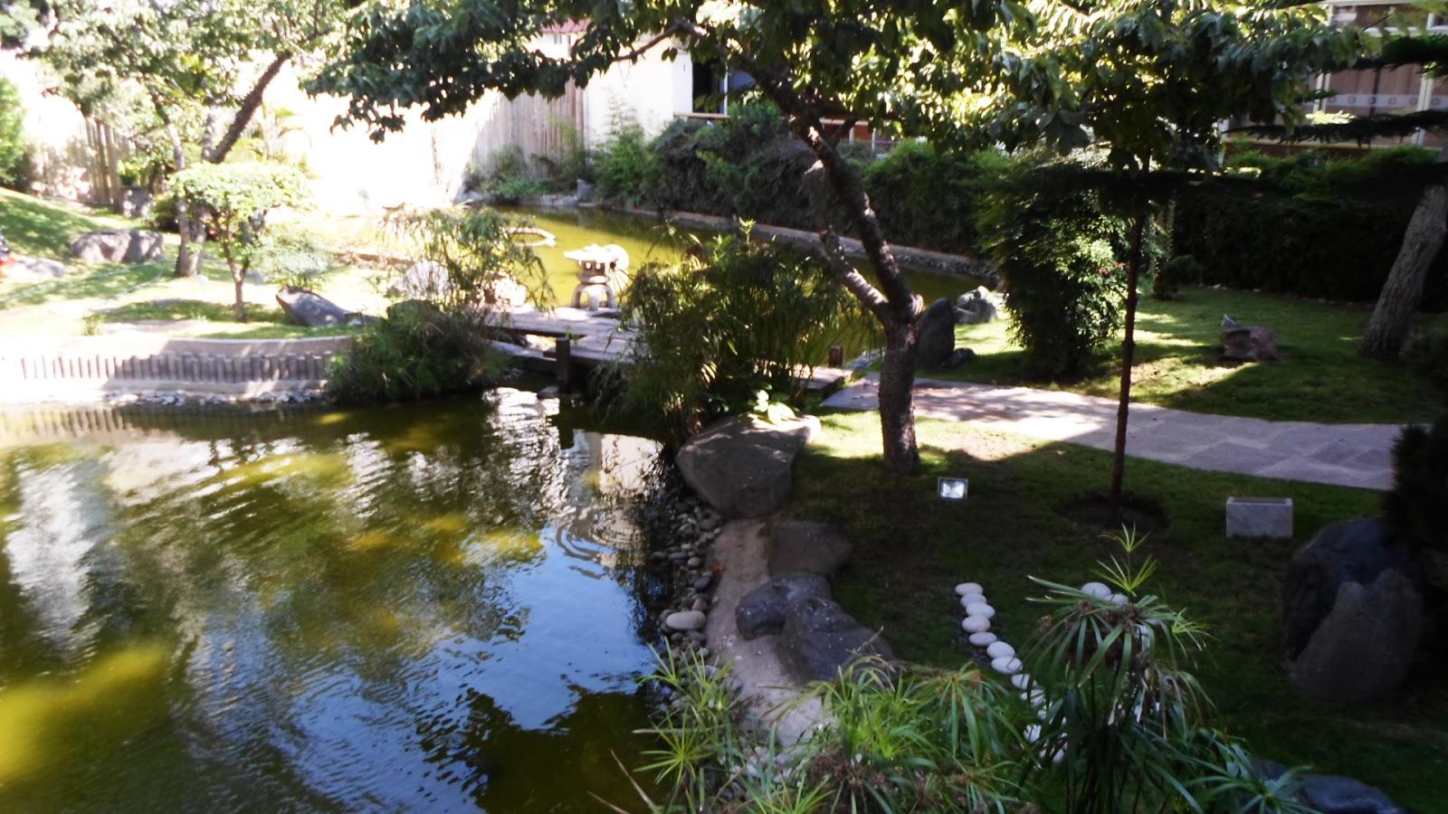 Por las calles de lima visitando el centro cultural for Jardin japones cursos