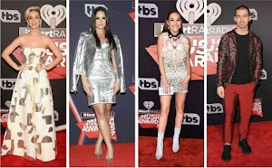 Fashion Police: iHeartRadio/Met Gala/MTV Awards/ Billboards Awards 2017
