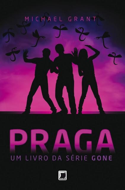 Praga - Gone Michael Grant