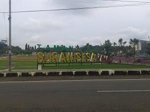 Taman Surawisesa Kawali