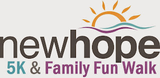 new hope 5K and family fun walk