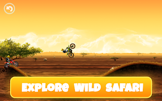 Safari Motocross Racing v3.4