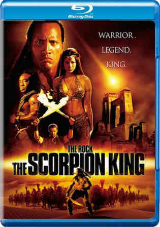 The Scorpion King 2002 BluRay 700MB Hindi Dual Audio 720p Watch Online Full Movie Download bolly4u