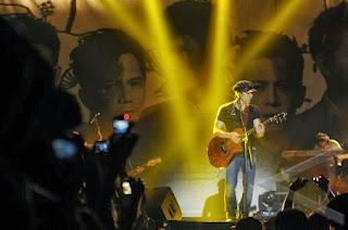 Kembali lagi NOAH mengguncang panggung musik Indonesia NOAH Satu-satunya Wakil Indonesia di Penghargaan MTV Eropa 2013