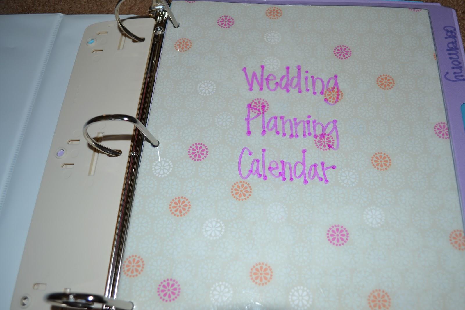 Particularly Practically Pretty Diy Wedding Planner