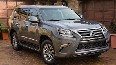 2014 lexus gx 460 hd resolution desktop background wallpaper 2