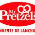ATENDENTE DE LANCHONETE - MR. PRETZELS