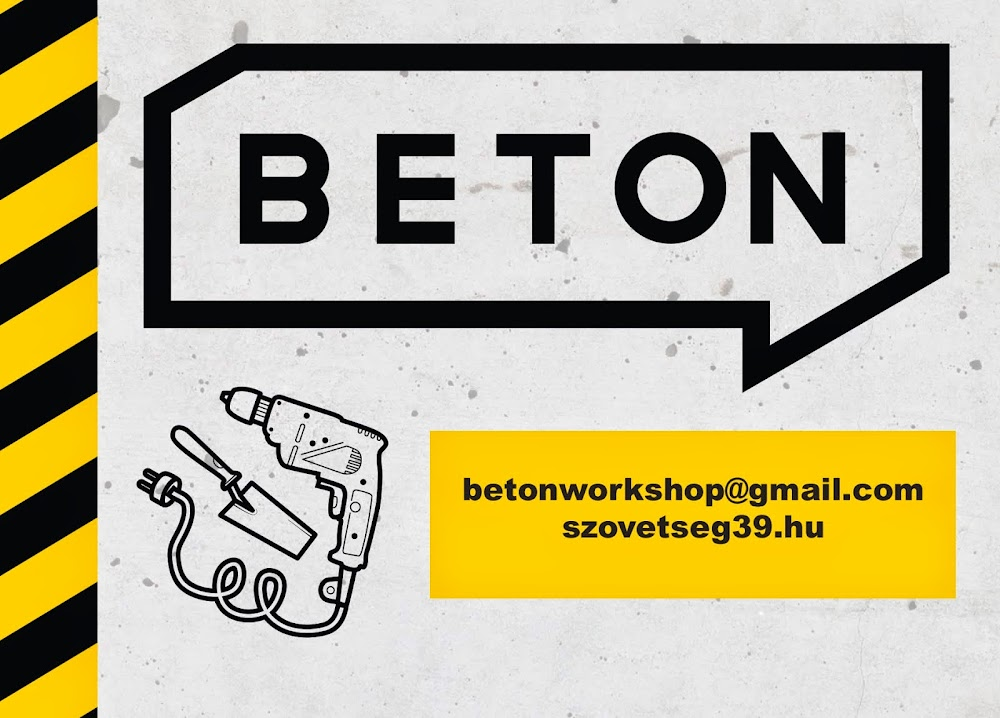 BETON BETONWORKSHOP