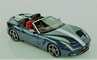 Ferrari F60 Amerika mobil termahal
