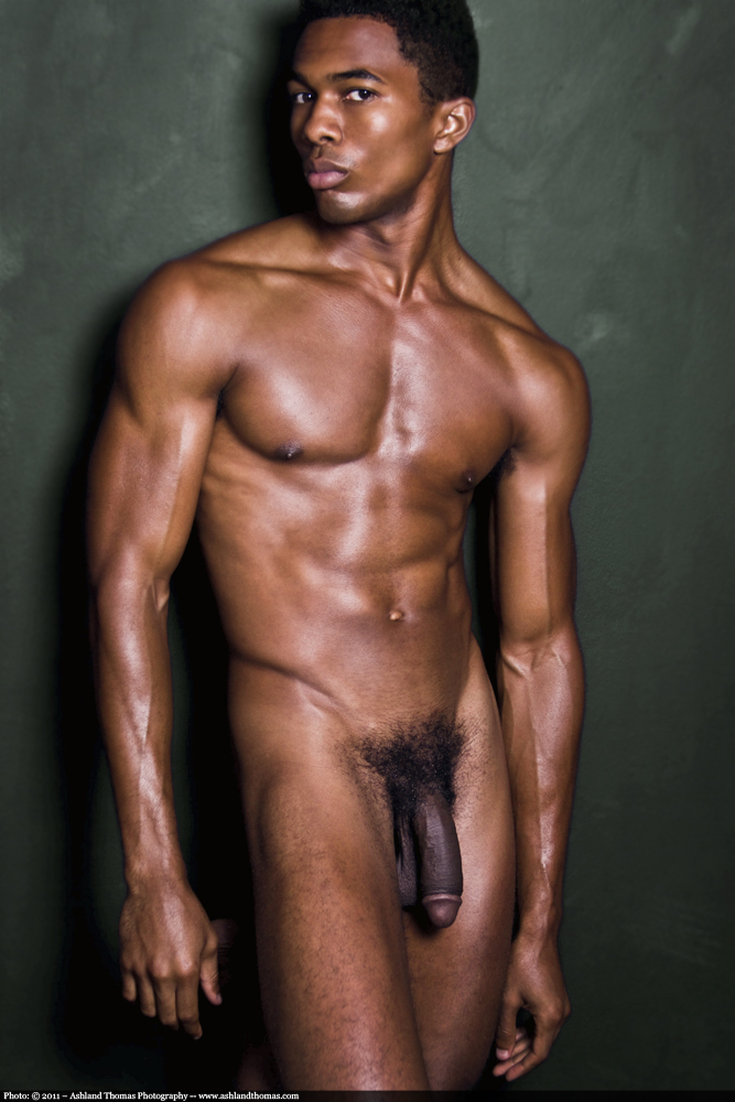 Situation Black male models naked nice
