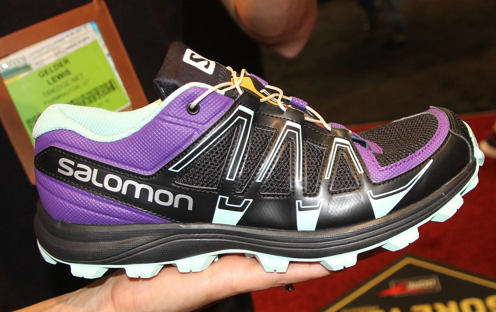 Salomon Footwear FallWinter 20132014 HikingTrail Running