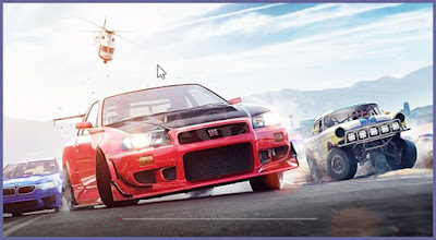 NFS ( Need for Speed ) Payback Last