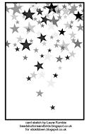 January Card Sketch