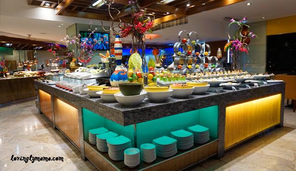 Marco Polo Plaza Cebu - Marco Polo Hotel Cebu buffet - Cebu hotels - Philippine hotels
