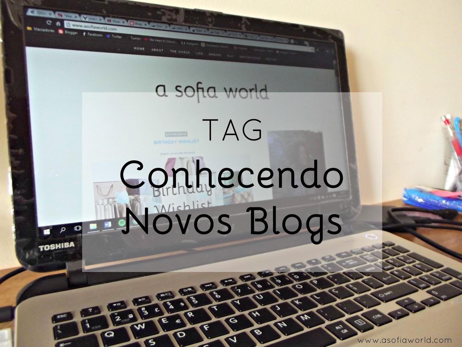 """tag """"Conhecendo novos blogs"""""""