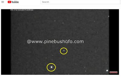 Pine Bush UFO
