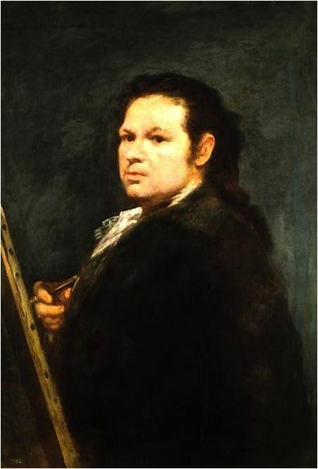 Chez Sentinelle Le Peintre Francisco De Goya