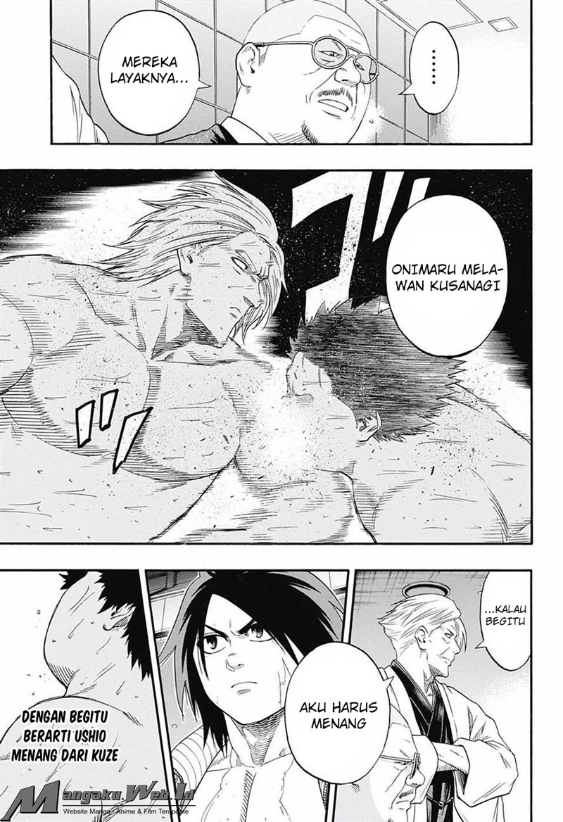 Hinomaru Zumou Chapter 144-11