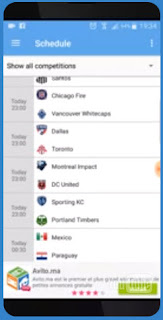 تحميل تطبيق شو سبورت Show Sport TV لمشاھدة جمیع قنوات المباريات للاندرويد بدون إعلانات