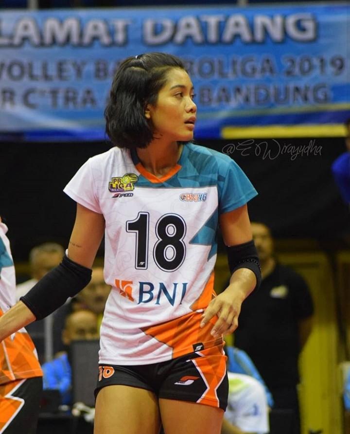 Ini Dia 4 Pemain Timnas Voli Putri Thailand Yang Bermain Di Ajang Proliga 2019