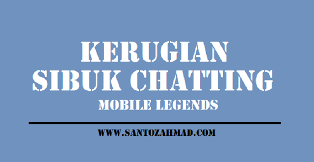 Chat Mobile Legends