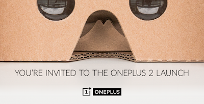 oneplus 2 launch Event