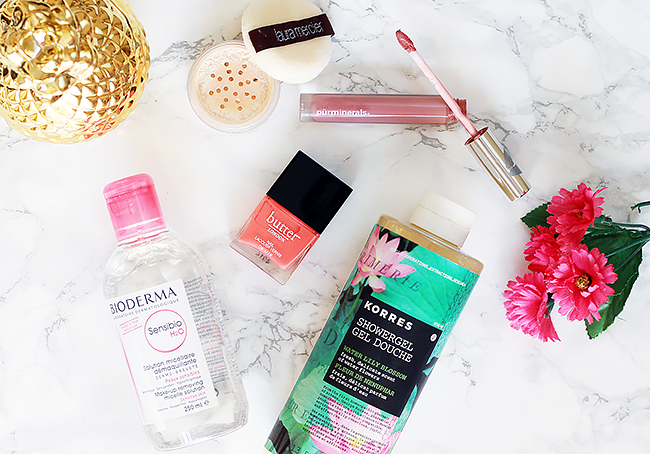 July Summer Beauty Favorites